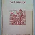 表紙はブルターニュの伝統を思わせます。