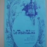 日本語の説明書(他に日本語のメニューもあったようです) 時計塔のイラストが活きてます
